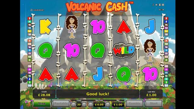 Volcanic Cash