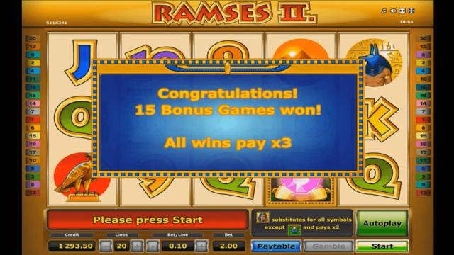 Ramses II Deluxe