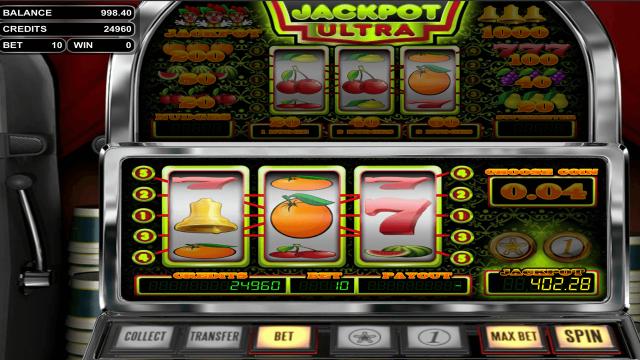 Jackpot Ultra