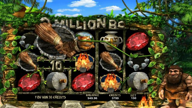 2 Million B.C.