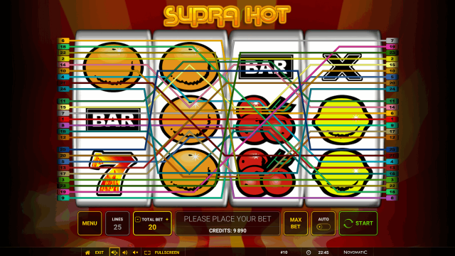 Supra Hot