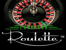 European Roulette в онлайн казино Вулкан