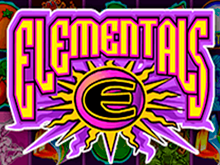 Азартная игра с бонусами от игрового портала Elementals