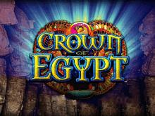 На популярном веб-сайте слот Корона Египта