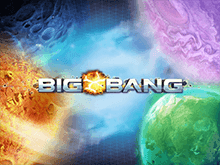 Big Bang от Netent – игровой аппарат на деньги
