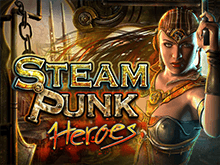 Азартная игра для пользователей казино – Steam Punk Heroes